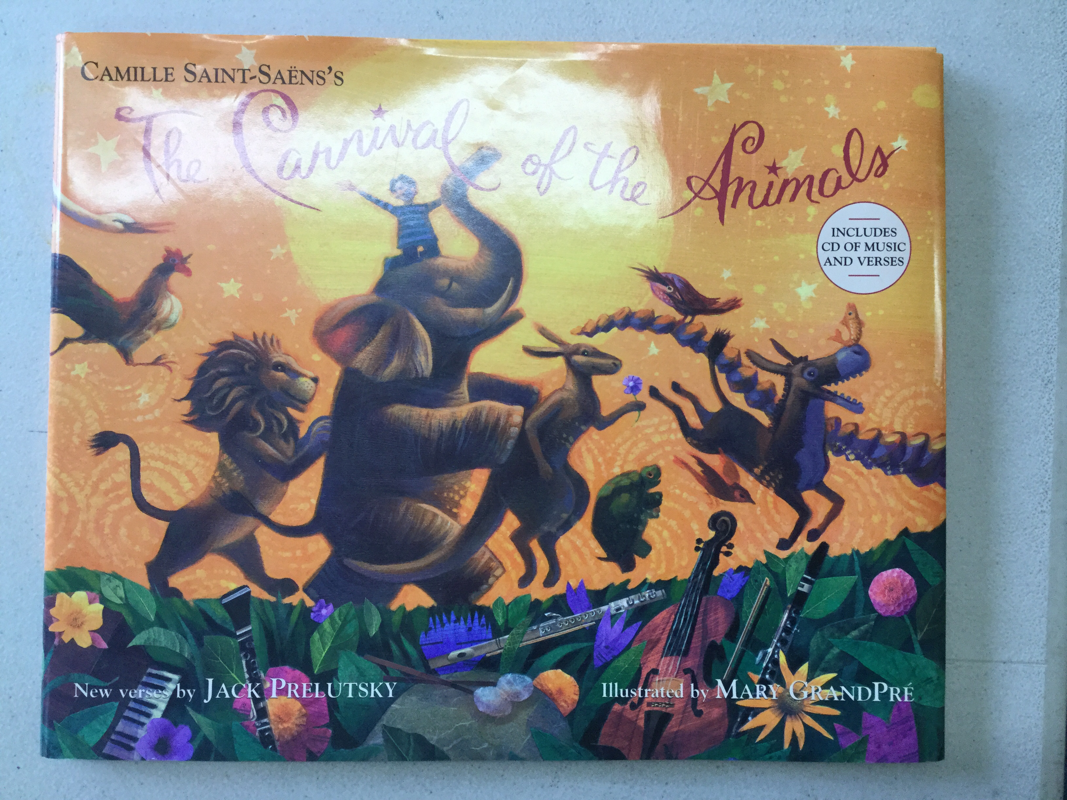 Carnival of the Animals Summer Camp - Amy Riffle-Kouyeas